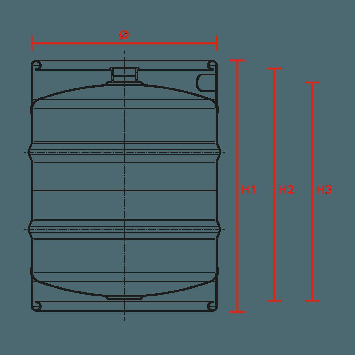 the euro keg maximum safety and reliabilitysafe stainless steel keg